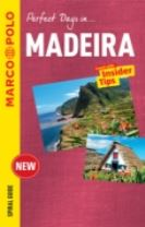 Madeira Marco Polo Travel Guide - with pull out map