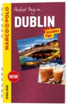 Dublin Marco Polo Travel Guide - with pull out map