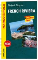 French Riviera Marco Polo Travel Guide - with pull out map
