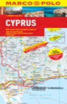 Cyprus Marco Polo Map