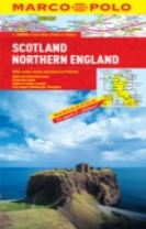 Scotland & Northern England Map