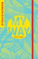 MY WAY Travel Journal (Jungle Cover)