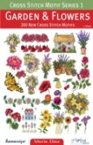 Cross Stitch Motif Series 1: Garden & Flowers