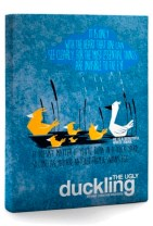 Ugly Duckling Hardcover Notebook