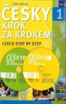 Czech Step by Step: Pack (Textbook, Appendix and 2 Free Audio CDs)