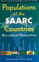 Populations of the SAARC Countries
