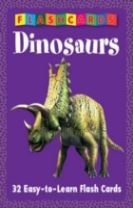 Dinosaurs - Flash Cards