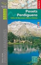 Posets Perdiguero / Valles de Benasque Map and Hiking Guide