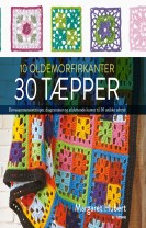 10 oldemorfirkanter 30 tæpper