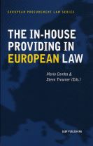 the In-House providing in European Law