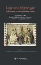 Law and Marriage in Medieval & Early Modern Times