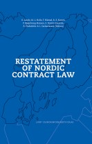 Restatement of Nordic Contract Law
