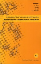 Human-Machine Interaction in Translation - CSL 41