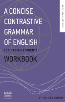 A Concise Contrastive Grammar Of English - Workbook