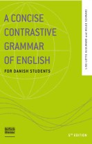 A concise contrastive grammar of English