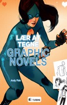 Lær at tegne graphic novels