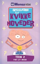 Opgavebog for kvikke hoveder - Trin 2 for let øvede