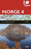 Easy Maps - Norge delkort 4