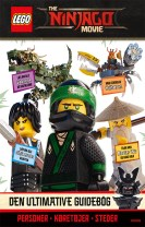 LEGO® Ninjago™ Filmen - Den ultimative guidebog
