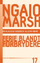 Ngaio Marsh 17 - Ferie blandt forbrydere