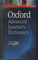 Oxford Advanced Leaner´s Dictionary,8.udg.