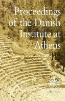 Proceedings of the Danish Institute at Athens III