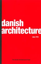 Danish architecture since 1754