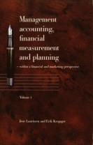 Management accounting, financial measurement and planning. Volume 1