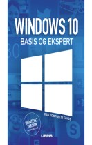 Windows 10 Bogen Basis og Ekspert