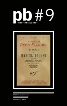 Proust Bulletin no. 9 (PB # 9)