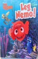 Disney Fingerdukkebog - Find Nemo