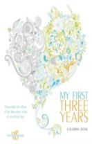 My First Three Years Coloring Book