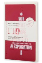 Moleskine Ornament Card Pocket - Wishing Tree