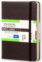 City Notebook Milan