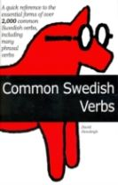 2000 Common Swedish Verbs
