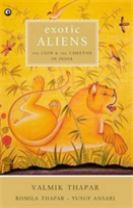 Exotic Aliens: The Lion & the Cheetah in India