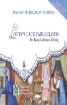 Lotty's Lace Tablecloth