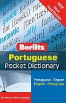 Berlitz Pocket Dictionary Portuguese