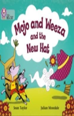 Mojo and Weeza and the New Hat forside
