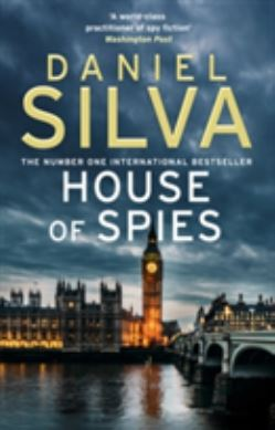 House of Spies forside