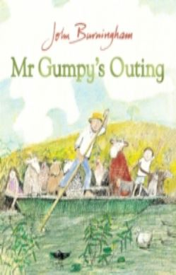 Mr Gumpy's Outing forside