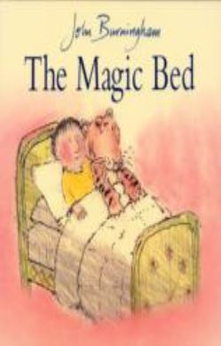 The Magic Bed forside