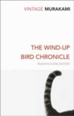 The Wind-Up Bird Chronicle forside