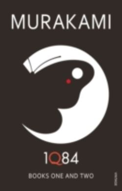 1Q84: Books 1 and 2 forside