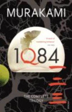 1Q84: Books 1, 2 and 3 forside