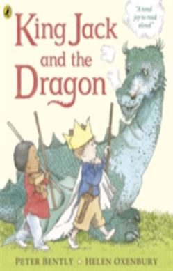 King Jack and the Dragon forside
