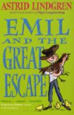 Emil and the Great Escape forside