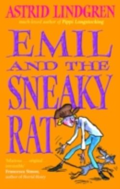 Emil and the Sneaky Rat forside