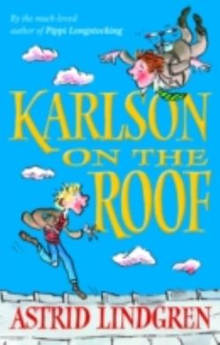 Karlson on the Roof forside