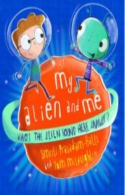 My Alien and Me forside